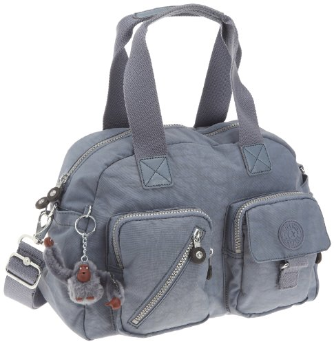 Kipling Women's Defea Shoulder Bag Denim Blue K13636549