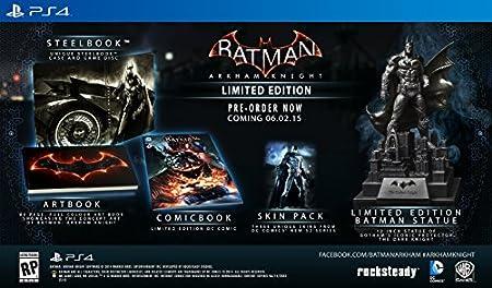Batman: Arkham Knight Limited Edition - PlayStation 4
