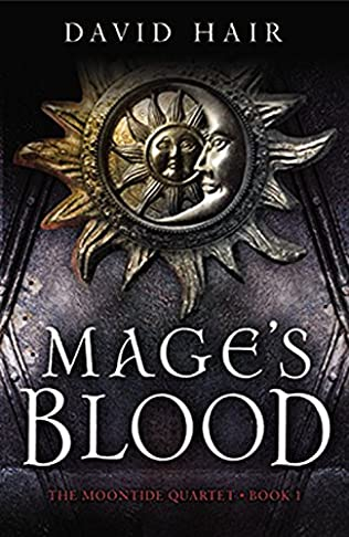 book cover of Mage\'s Blood