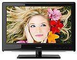 Thomson 24FS5246C 61 cm (24 Zoll) LED-Backlight-Fernseher, Energieeffizienzklasse A (Full-HD, DVB-C/-T Tuner) schwarz