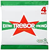 Trebor Extra Strong Roll (Pack of 6, Total 24 Rolls)