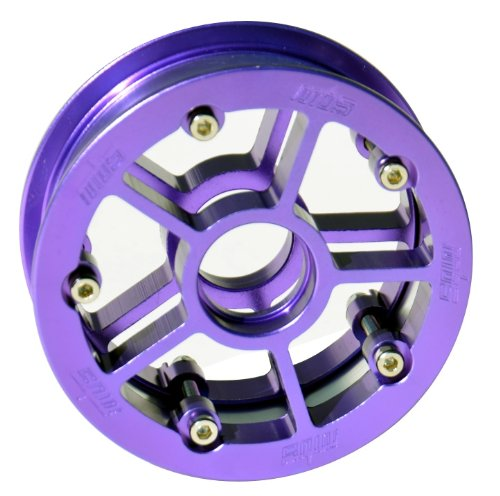 MBS Rock Star Pro Hub- Purple Alum- Single