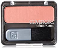 CoverGirl Cheekers Blush, Pretty Peach 150, 0.12 Ounce