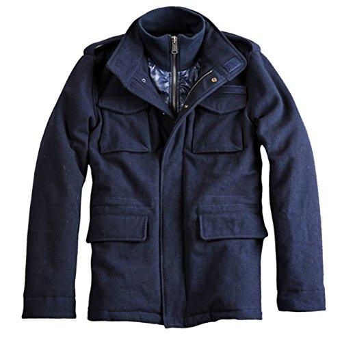 Alpha Ind. Jacke Forrester Wool- navy günstig bestellen