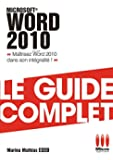 Microsoft® Word 2010