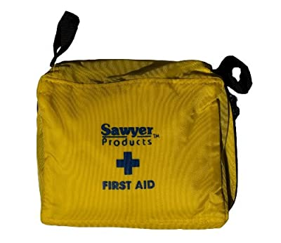 Tactical First Aid Kit: Sawyer Products SP926B Group First Aid Kit by Sawyer Products
