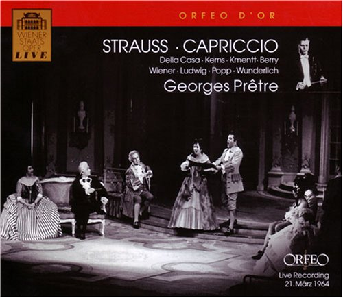 Strauss - Capriccio (cd & dvd) 51kx1jHbEqL