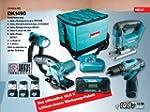 Makita DK1490 Combo-Kit 10,8 V (DF330...
