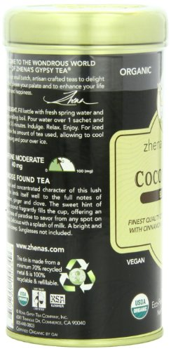 Coupon for zhena gypsy tea