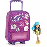 Fashion Dolls Bratz Study Abroad Case With Doll