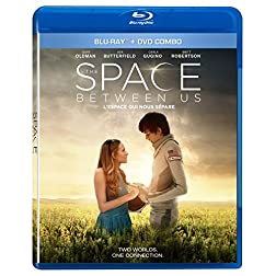 Space Between Us [Blu-ray]
