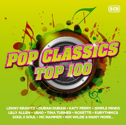 VA-Pop Classics Top 100 2012-5CD-2012-wAx Download