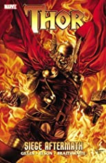 Thor: Siege Aftermath [Paperback] [2010] (Author) Kieron Gillen, Doug Braithwaite