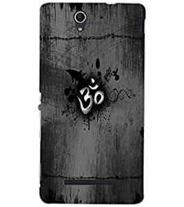 SONY XPERIA C3 OM Back Cover by PRINTSWAG