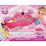 My First Disney Princess Royal Story Time Musical Bed