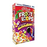 Kellogg's Froot Loops Marshmallow 12.6 OZ (357g)