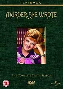Murder She Wrote Season 10 [DVD]