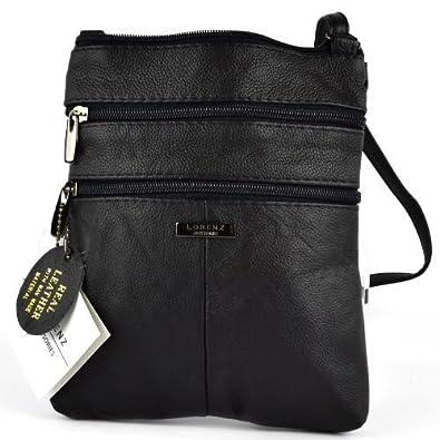 Small Black Cross Body Shoulder Bag: Amazon.co.uk: Shoes ...