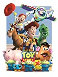 GB eye 47 x 67 cm Toy Story Main 3d Lenticular Poster, Assorted