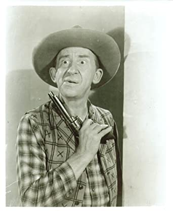 Roscoe Ates Western actor Roscoe Ates in