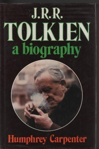 Tolkien: The Authorized Biography, Carpenter, Humphrey
