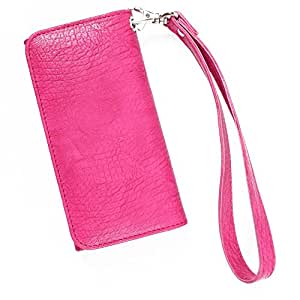 DooDa PU Leather Case Cover For Panasonic Eluga 13