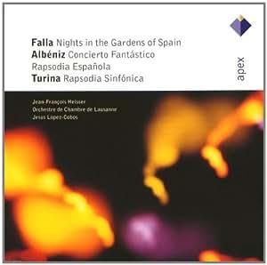 Nights in the Gardens of Spain/Con Fantastico/&
