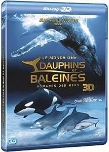 Le monde des dauphins et baleines - Blu-ray 3D active