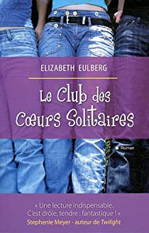 """Résultat de recherche d'images pour """"le club des coeurs solitaires city"""""""