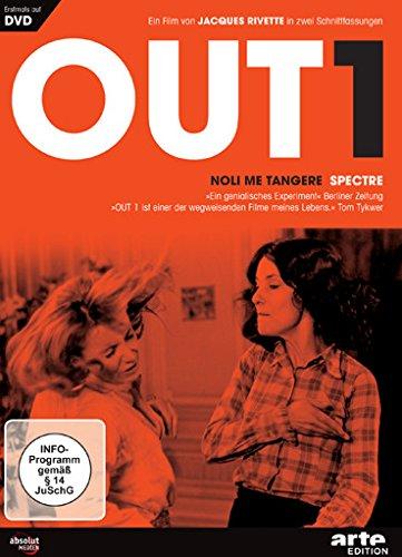Out 1 - Noli me tangere / Spectre [5 DVDs]