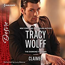 Claimed (       UNABRIDGED) by Tracy Wolff Narrated by Lucy Malone