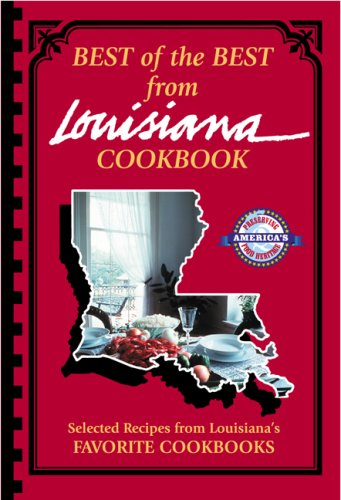 Best of the Best from Louisiana Cookbook (Best of the Best State Cookbook Series 2) by Gwen McKee