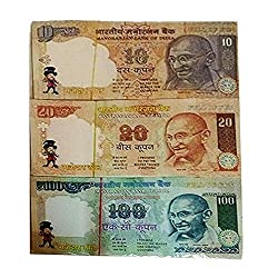 Nks Playing Artificial Currency Notes For Fun Time(Buy 2 Get 1 Free)