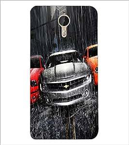 PrintDhaba Car D-5507 Back Case Cover for LETV (LE ECO) LE 1 PRO (Multi-Coloured)