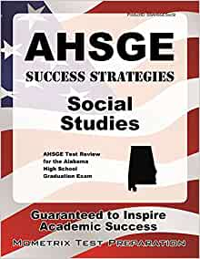 AHSGE Secrets Study Guide: AHSGE Test Review for the ...