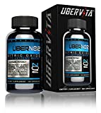 Ubervita Uber N02 Nitric Oxide Booster Capsules, 60 Count