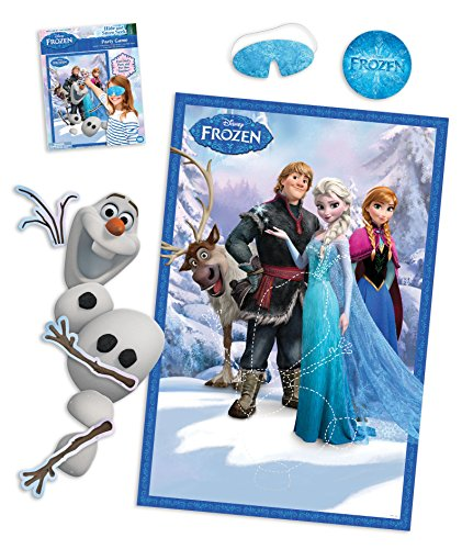 Frozen Hide and Snow Seek Birthday Party Game Board Game (Frozen Party Games compare prices)