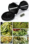 Spiral Vegetable Slicer Spiralizer Bu…
