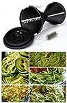 Spiral Vegetable Slicer Spiralizer Bu...