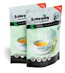 Cho-Yung Weight Loss Tea (2 Packs)