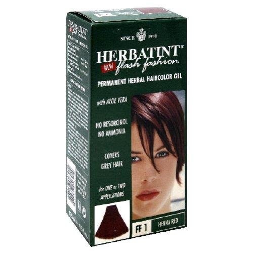 Flash Fashion Henna Red FF1 - 150ml