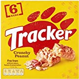 Tracker Crunchy Peanut Bars (6x26g)