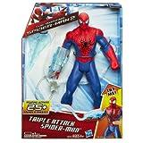 Marvel Amazing Spider-Man 2 Triple Attack Spider-Man 10 Inches