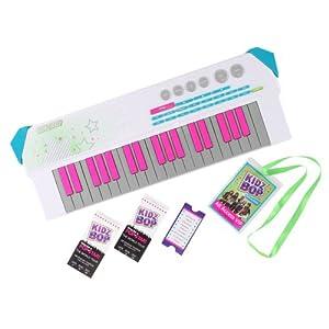 Imperial Toy Kidz Bop Pop Star Keyboard, Pink
