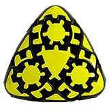 Lanlan® Gear Mastermorphix Pyramid Cube Black