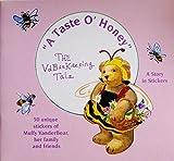 "Muffy ""A Taste O' Honey"" Sticker Book by North American Bear Company"