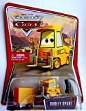 Disney Cars Series 3 World Of Cars - Dudley Spare (Octane Gain Pitty)