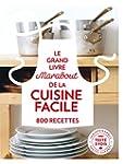 Grand Livre Marabout de la Cuisine fa...