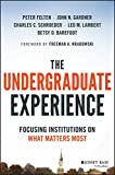 img - for The Undergraduate Experience: Focusing Institutions on What Matters Most book / textbook / text book