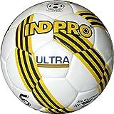 Indpro Unisex Ultra Football 5 White Yellow